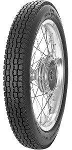 Avon Sidecar Triple Duty 3.50-19 Tt 57l Etupyörä Takapyörä Moottoripyörän Rengas