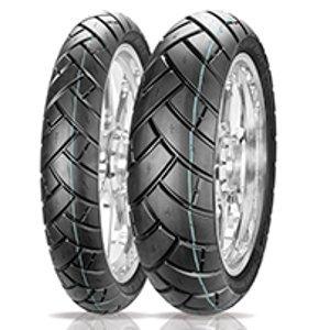 Avon Trailrider 110/80-18 Tl 58s M+S-Merkintä Takapyörä Kaksoistunnus 4.10-18 Moottoripyörän Rengas