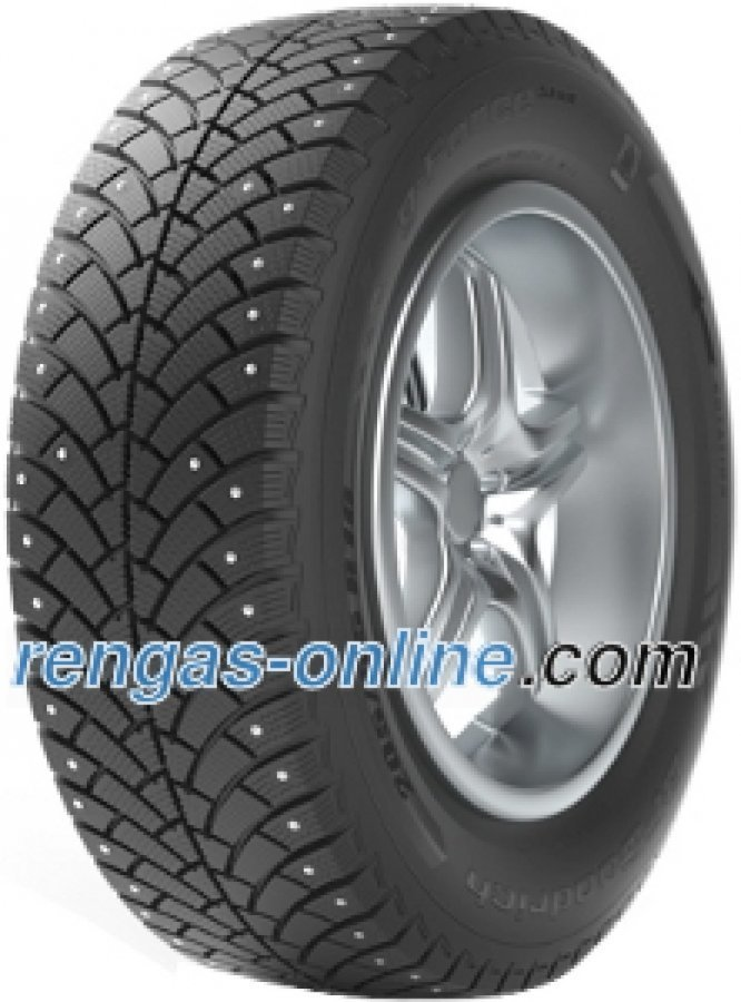 Bf Goodrich G-Force Stud 225/55 R16 99q Xl Nastarengas Talvirengas