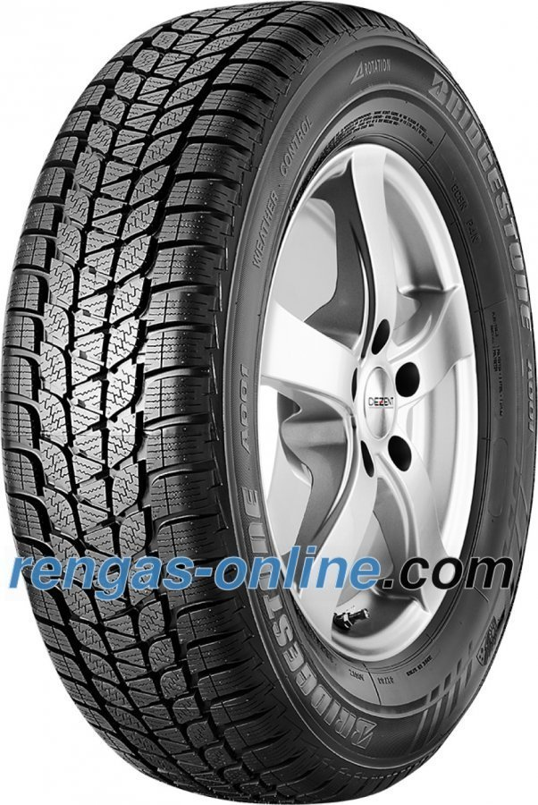 Bridgestone A001 195/60 R15 88h Ympärivuotinen Rengas