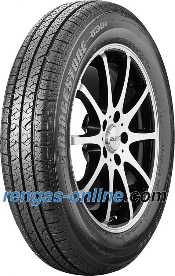 Bridgestone B 381 Ecopia 145/80 R14 76t Kesärengas