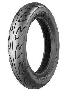 Bridgestone B01 3.50-10 Tl 51j Moottoripyörän Rengas