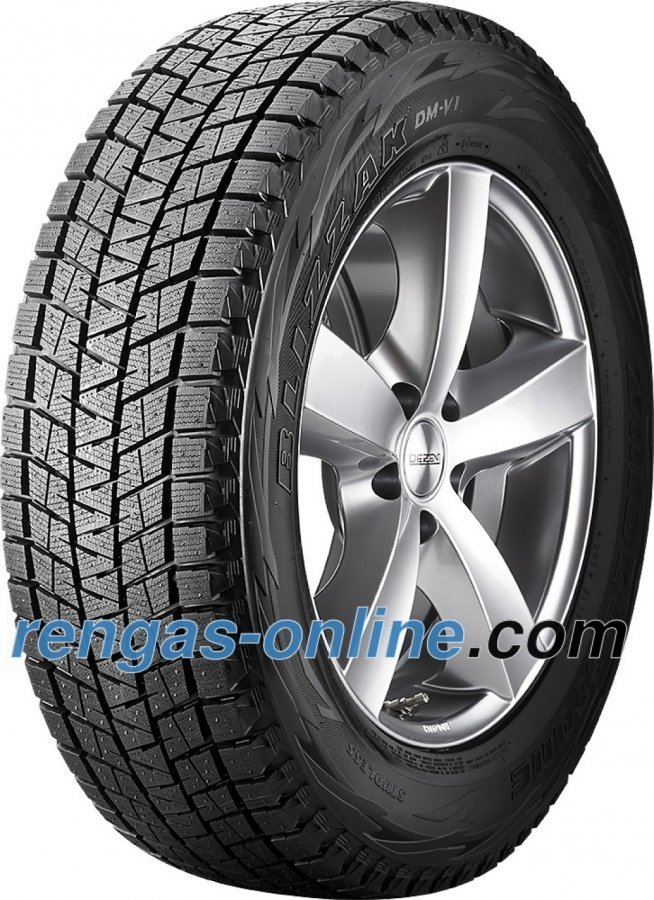Bridgestone Blizzak Dm V1 235/60 R18 107r Xl Rbt Talvirengas