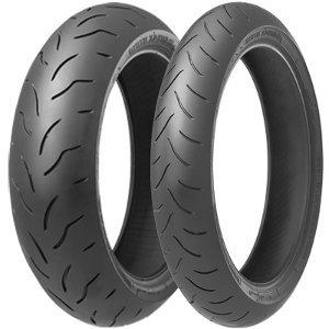 Bridgestone Bt016 R Pro 190/55 Zr17 Tl 75w Takapyörä