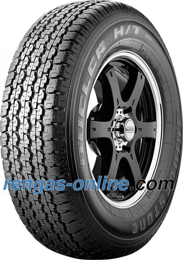 Bridgestone Dueler 689 H/T 245/70 R16 107s Ympärivuotinen Rengas