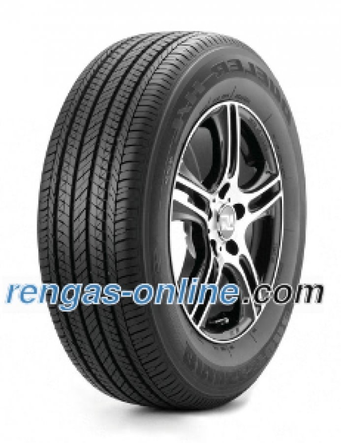 Bridgestone Dueler H/L422 Plus Ecopia 235/55 R18 100h Oikea Ympärivuotinen Rengas