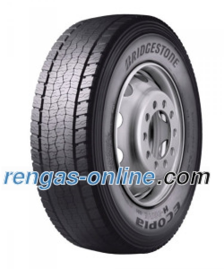 Bridgestone Eco Hd1 315/80 R22.5 156/150l Kuorma-auton Rengas