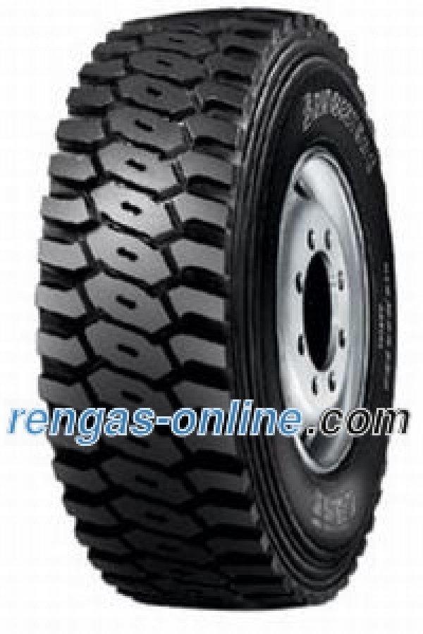 Bridgestone L 355 13 R22.5 154/150k 18pr Kaksoistunnus 156/150g Kuorma-auton Rengas