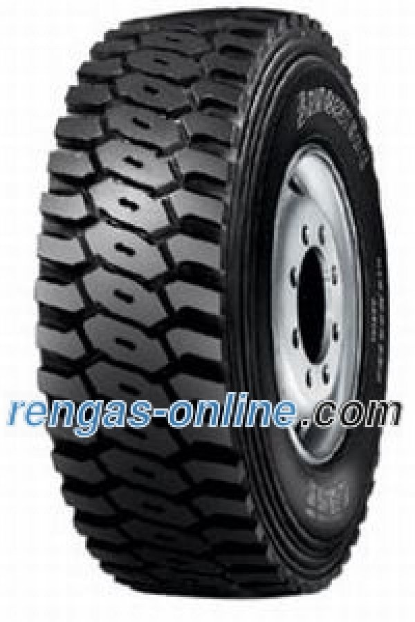 Bridgestone L 355 315/80 R22.5 156/150k Kaksoistunnus 154/150m Kuorma-auton Rengas