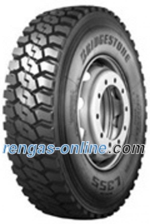 Bridgestone L 355 Evo 315/80 R22.5 158/156g Kaksoistunnus 156/150k Kuorma-auton Rengas