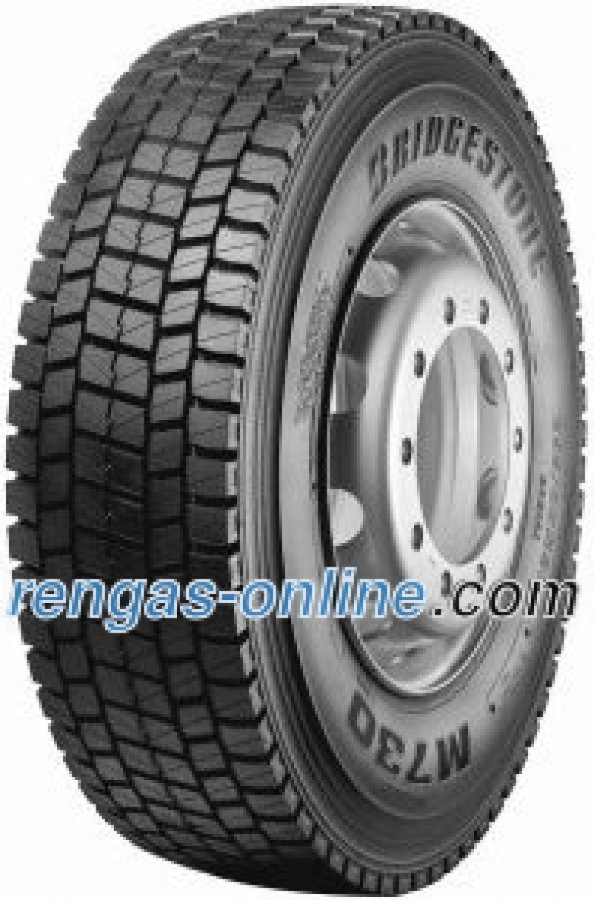 Bridgestone M 730 315/70 R22.5 152/148m Kaksoistunnus 152/154l Kuorma-auton Rengas