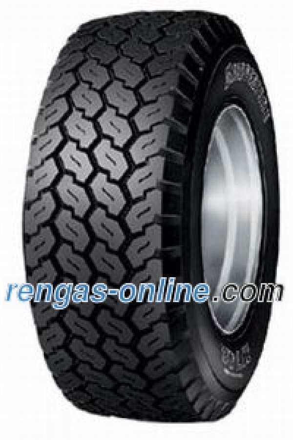 Bridgestone M 748 385/65 R22.5 160k 18pr Kaksoistunnus 158l Kuorma-auton Rengas