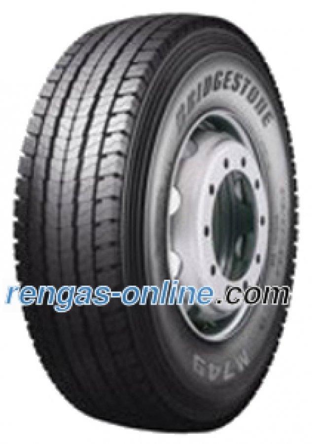 Bridgestone M 749 315/80 R22.5 154/150m Kaksoistunnus 156/150l Kuorma-auton Rengas