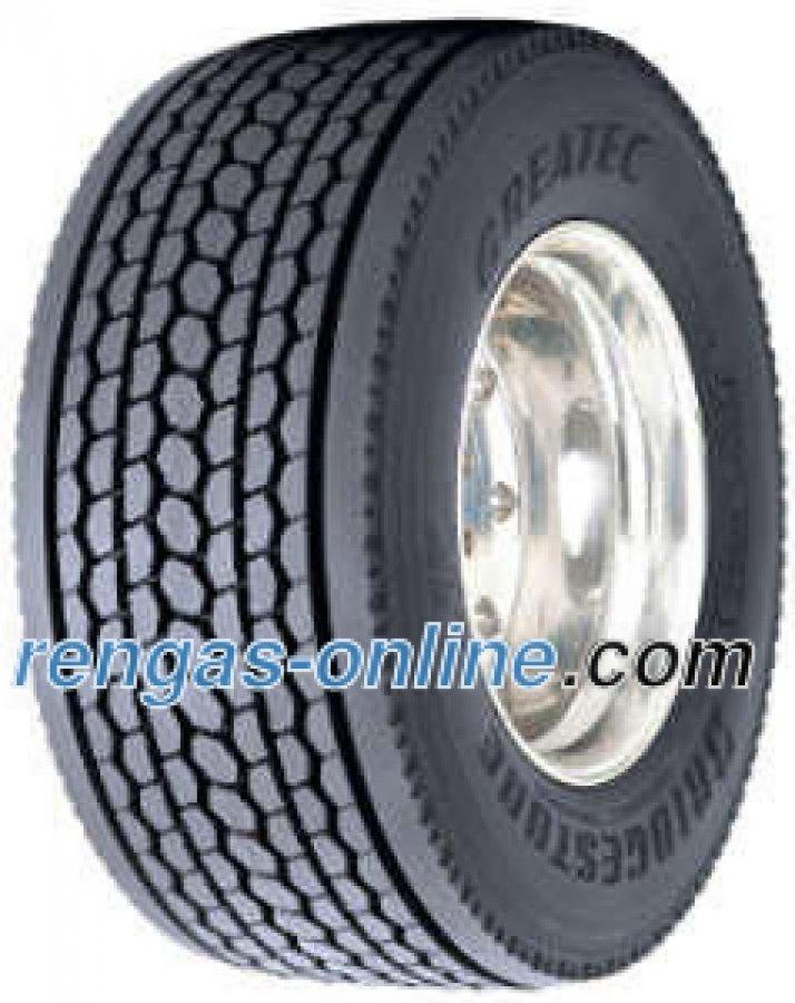 Bridgestone M 825 Greatec 265/70 R19.5 143/141j Kuorma-auton Rengas