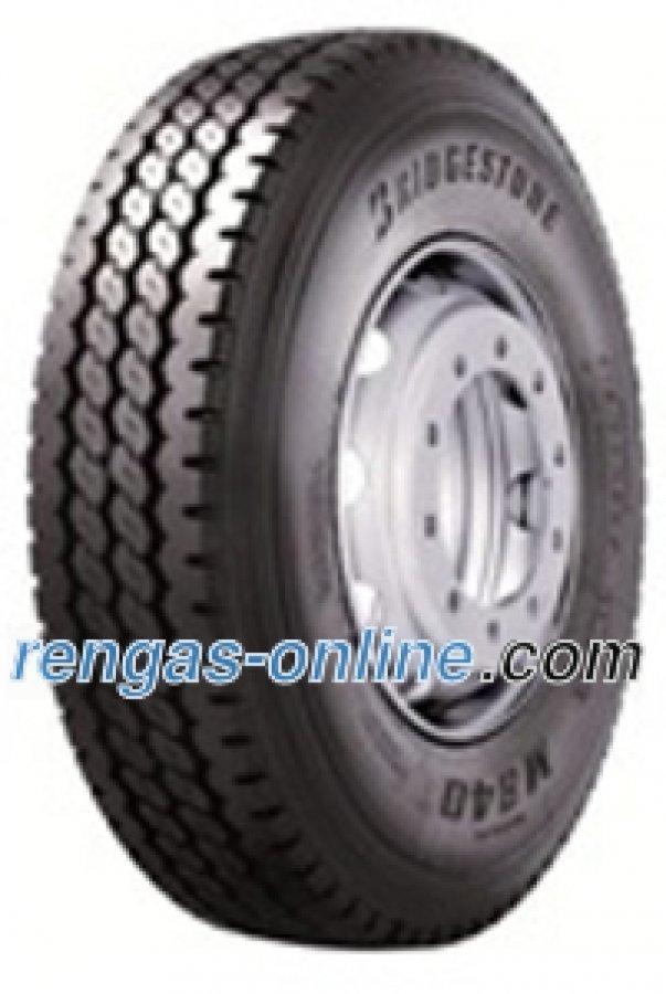 Bridgestone M 840 Evo 315/80 R22.5 158/156g Kaksoistunnus 156/150k Kuorma-auton Rengas