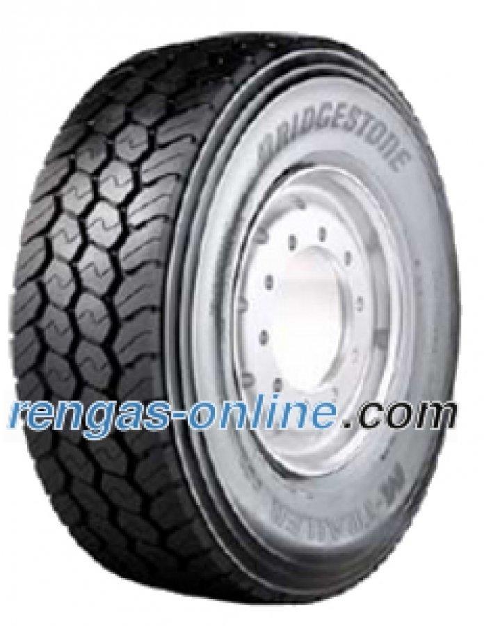 Bridgestone M-Trailer 001 385/65 R22.5 160k Kaksoistunnus 158l Kuorma-auton Rengas