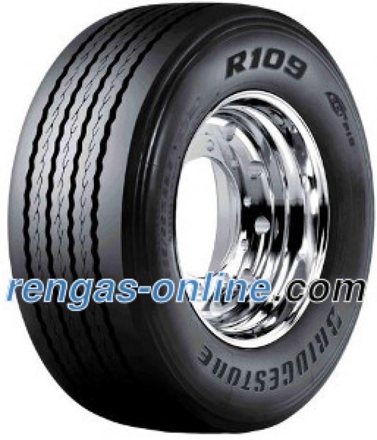 Bridgestone R 109 Ecopia 385/65 R22.5 160k Kaksoistunnus 158l Kuorma-auton Rengas