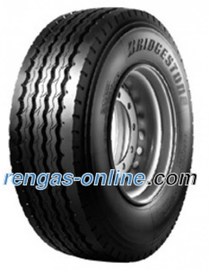 Bridgestone R 168 245/70 R17.5 143/141j Kaksoistunnus 144f Kuorma-auton Rengas