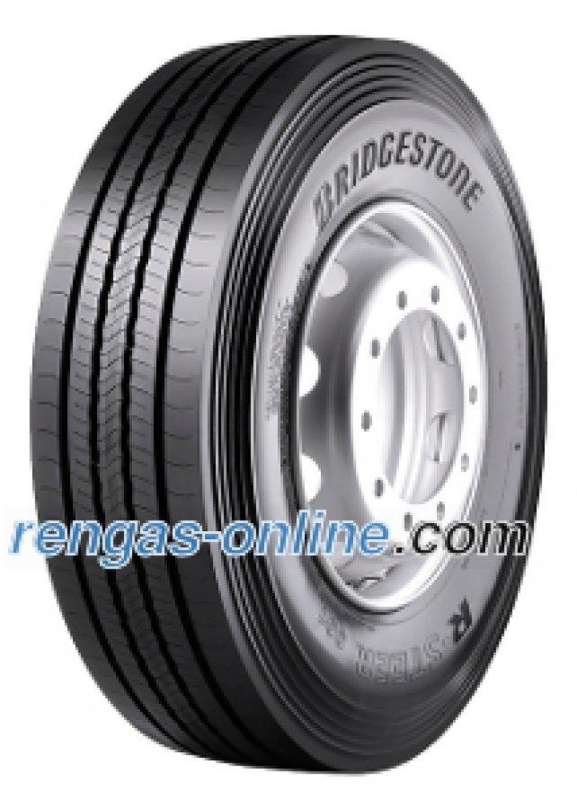 Bridgestone R-Steer 001 315/80 R22.5 156/150l Kaksoismerkintä 315/80r22.5 154/150m Kuorma-auton Rengas