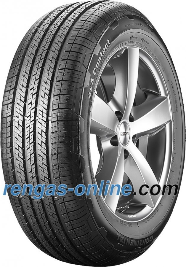 Continental 4x4 Contact Lt205/80 R16c 110/108s 8pr Kesärengas