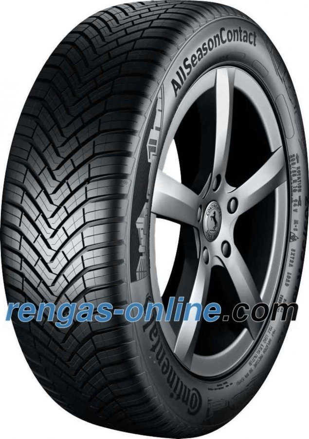 Continental All Season Contact 195/55 R16 91h Xl Ympärivuotinen Rengas