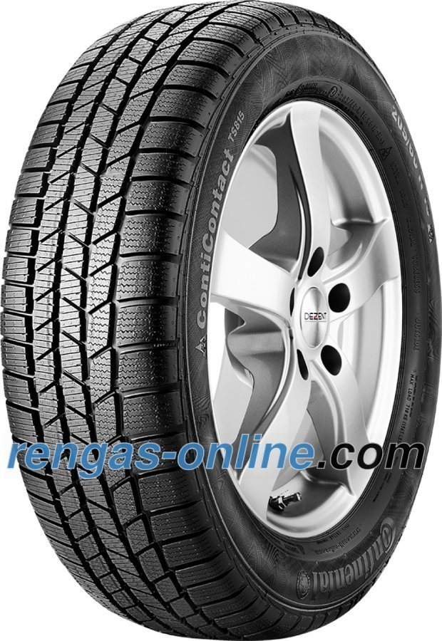 Continental Conticontact Ts815 205/50 R17 93v Xl Conti Seal Ympärivuotinen Rengas