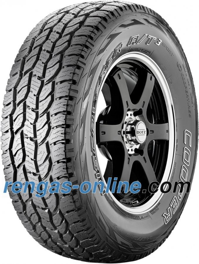 Cooper Discoverer At3 Sport 245/65 R17 111t Xl Owl Kesärengas