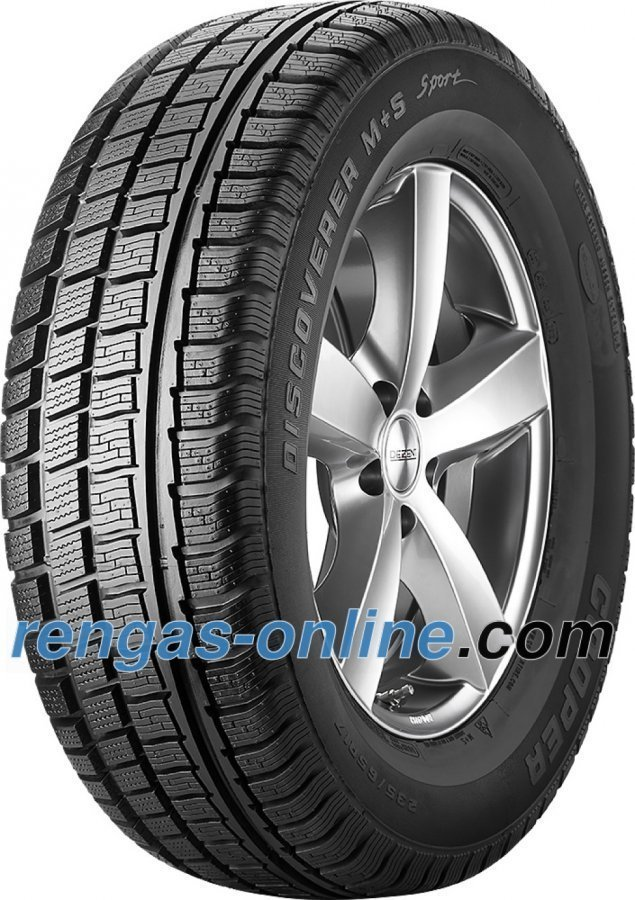 Cooper Discoverer M+S Sport 265/65 R17 112h Bss Talvirengas