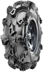 Cst Cu98 Sludgehammer 30x10.00 R14 Tl M+S-Merkintä Moottoripyörän Rengas