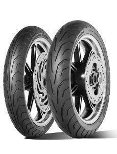 Dunlop Arrowmax Streetsmart 100/80-17 Tl 52h Etupyörä M/C Moottoripyörän Rengas