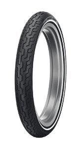 Dunlop D 401 Elite S/T H/D Mww 150/80b16 Tl 71h Takapyörä M/C Valkosivu Moottoripyörän Rengas