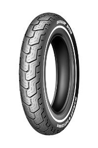 Dunlop D 402 H/D Sw Mu85b16 Tl 77h Takapyörä M/C Moottoripyörän Rengas