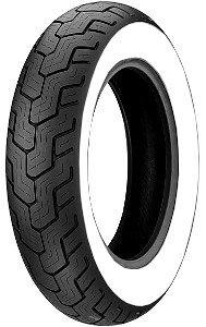 Dunlop D 404 Www 150/80b16 Tt 71h Valkosivu M/C Takapyörä Moottoripyörän Rengas