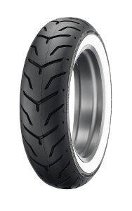 Dunlop D 407 H/D Www 180/65b16 Tl 81h Takapyörä M/C Valkosivu Moottoripyörän Rengas