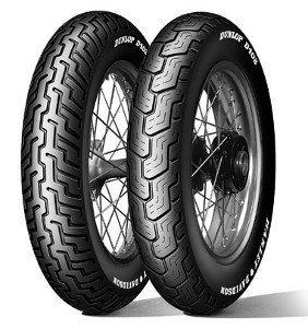 Dunlop D402 F H/D Mh90-21 Tl 54h M/C Etupyörä Moottoripyörän Rengas