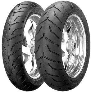 Dunlop D407 H/D 200/50 R18 Tl 76v M/C Takapyörä Moottoripyörän Rengas