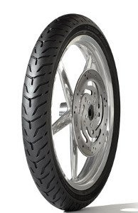 Dunlop D408 F H/D 130/70 R18 Tl 63v M/C Etupyörä Moottoripyörän Rengas