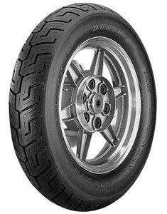 Dunlop D417 180/55b18 Tl 74h Takapyörä M/C Moottoripyörän Rengas