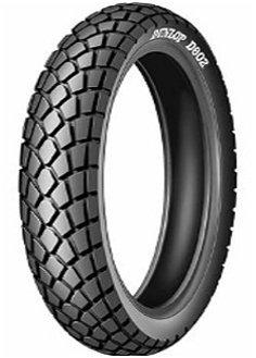 Dunlop D602 130/80-17 Tl 65p Takapyörä M/C Moottoripyörän Rengas