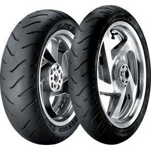 Dunlop Elite 3 180/70 R16 Tl 77h M/C Takapyörä Moottoripyörän Rengas