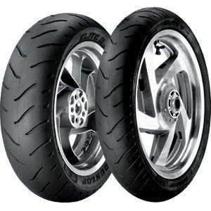 Dunlop Elite 3 200/50 R18 Tl 76h M/C Takapyörä Honda Fury 1300 Moottoripyörän Rengas
