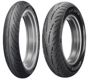 Dunlop Elite 4 100/90-19 Tl 57h Etupyörä Moottoripyörän Rengas