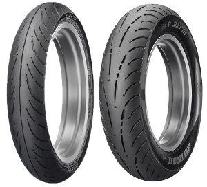 Dunlop Elite 4 130/90b16 Tl 73h Etupyörä Moottoripyörän Rengas