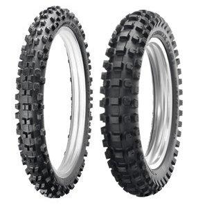 Dunlop Geomax At 81 110/100-18 Tt 64m Takapyörä Moottoripyörän Rengas