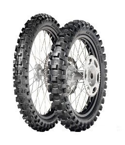 Dunlop Geomax Mx 32 90/100-14 Tt 49m Takapyörä M/C Moottoripyörän Rengas