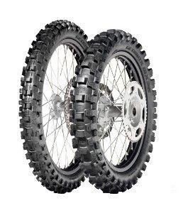 Dunlop Geomax Mx 32 F 60/100-12 Tt 36j Etupyörä M/C Moottoripyörän Rengas