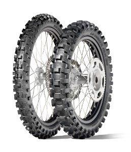 Dunlop Geomax Mx 3s 110/100-18 Tt 64m Takapyörä M/C Moottoripyörän Rengas