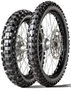 Dunlop Geomax Mx 51 100/100-18 Tt 59m Takapyörä M/C Moottoripyörän Rengas