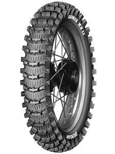 Dunlop Geomaxmx11 100/90-19 Tt 57m Takapyörä M/C Moottoripyörän Rengas