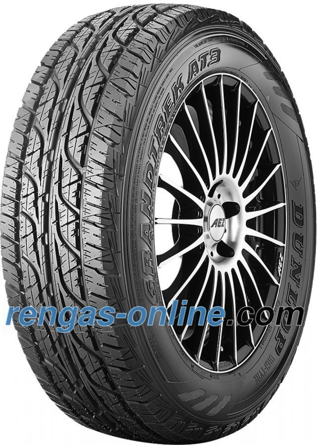Dunlop Grandtrek At 3 245/75 R16 114/111s Owl Kesärengas